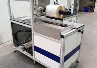 OVERWRAPPING MACHINE Sollas