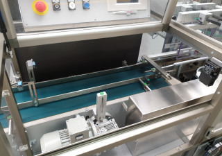 STRETCH BANDER WITH SHRINK TUNNEL Multipack S.r.l.
