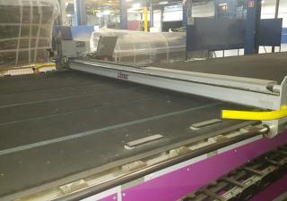 Lisec Jumbo Automatic Glass Cutting Line