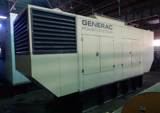 600 Kw Generac Generator