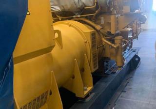 Caterpillar 3512C New marine generators Built year 2017
