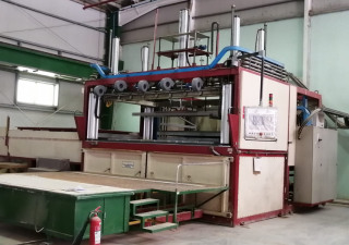 Cannon PF3520 Vacuum Thermoforming System