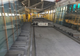Lisec Complete Insulating Glass Plant