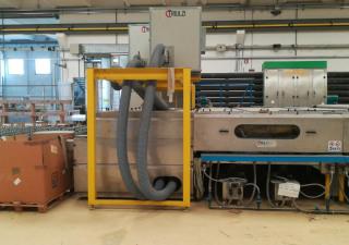 Triulzi Horizontal Glass Washing Machine (New!)