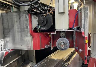 CNC gear rack grinding machine