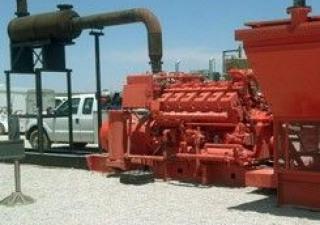 Item# P6130 - Waukesha L5108Gl Natural Gas 4000Kw 60Hz, 4160V Reciprocating Power Plant