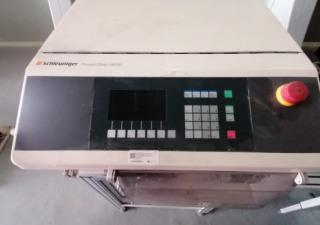 Machines à couper/dénuder, sertir et imprimer les fils Schleuniger