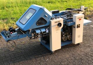 Shoei Mach Eight Folding machine