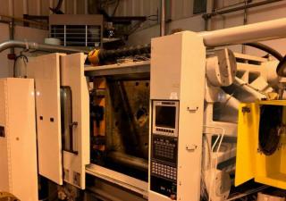 Machine de moulage par injection Cincinnati Mh400 d'occasion de 400 tonnes