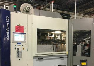 Used Krones S20 Contiform Stretch Blow Molding Machine