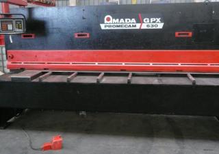 Amada GPX 630 3000 x 6
