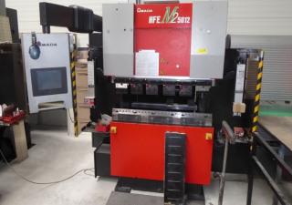 Amada HFE 5012 M2 Press brake cnc/nc