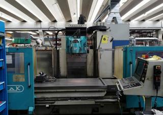 Anayak VH 2200 cnc bed type milling machine