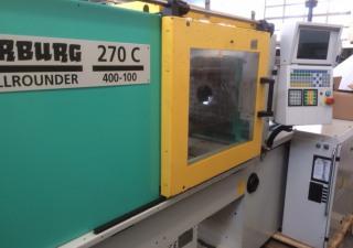 Arburg 270 C 400-100 Injection moulding machine