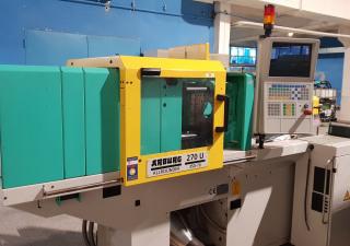 Arburg 270U-350-70 Injection moulding machine
