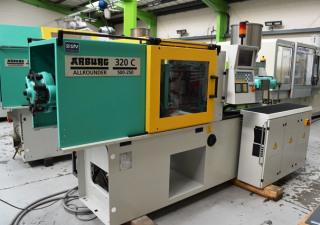 Arburg 320C 500-250 Injection Moulding Machine