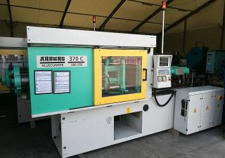 Arburg 370C 600 - 250 Injection moulding machine