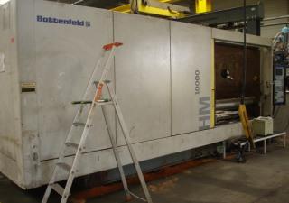 Battenfeld BA1000/9200 Injection moulding machine
