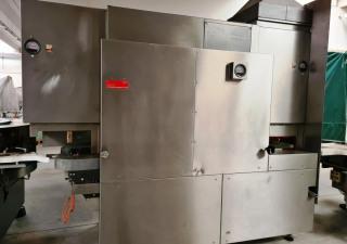 BOSCH-STRUNCK  Mod. TLQ U42 - Hot air sterilizing tunnel used
