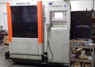 Charmilles ROBOFIL 390 Wire cutting edm machine