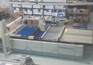 Gerber S3200 Automated cutting machine