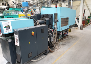 Demag Ergotech Extra 150-600 Injection moulding machine