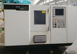 DMG CTX 310V3 EcoLine cnc lathe