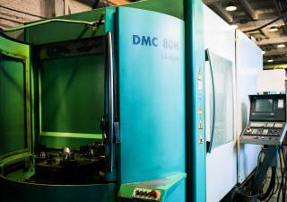 DMG DMC 80H