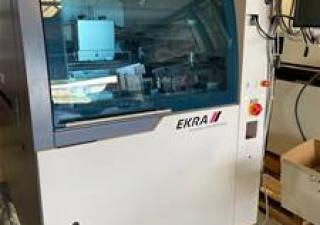Ekra X5 PROFESSIONAL Screen printing machine