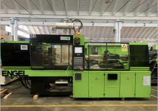Used Engel VICTORY 500/120 Tech Injection moulding machine