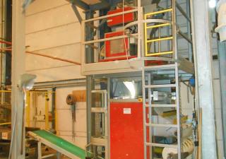 ESSEGI C10 Bagging machine - Vertical -  Sachet machine
