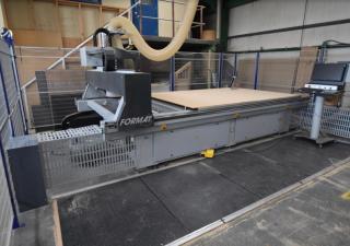 Felder Format 4 Profit H10 22.32 Wood CNC machining centre / CNC Router