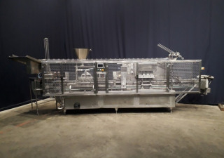 Used Gasti Dogatherm 41S Cup filling and sealing machine