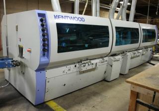 Kentwood Mode M909HS-300 9-Head High-Speed Moulder