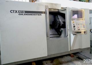 Gildemeister CTX 410 V3 / Sinumerik 840 D