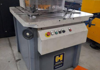 Haco Corner shears VARI 220/6 Slitting saw for metal