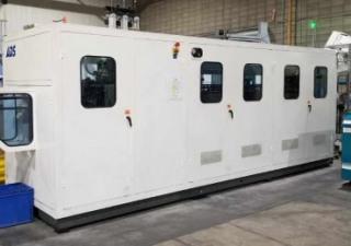 ADS Model G63 PET Reheat Stretch Blow Molding Machine