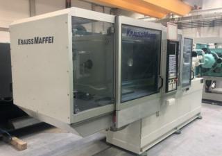 Krauss Maffei KM 125-700 C2 Injection moulding machine