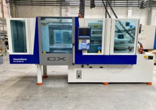 Krauss Maffei KM 160-380 CX Injection moulding machine