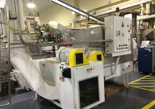 """48"""" Bloapco Floor Mounted Shredder Cardboard And Cores"""