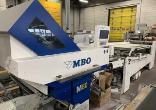 MBO M80 folding machine