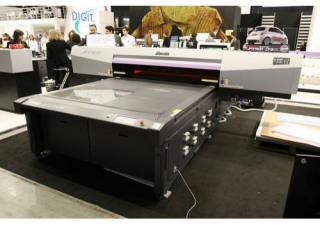 Mimaki Jfx plus-1631 Flatbed Inkjet Printer