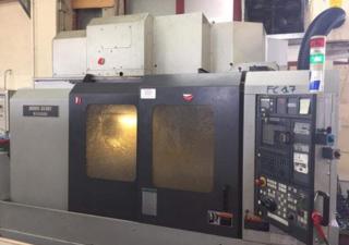 Used Mori Seiki NV 5000 B-50 Machining center - vertical