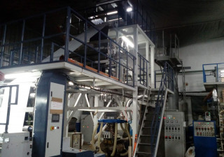Ruian Aoxiang Packaging Machinery 2L800 Extrusion line