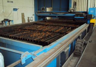 SAF HP 120 nertajet Cutting machine - Plasma / gas