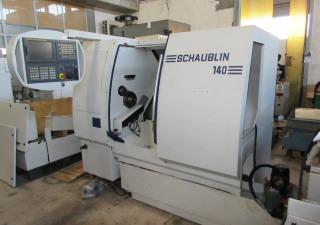 SCHAUBLIN 140 CNC cnc lathe