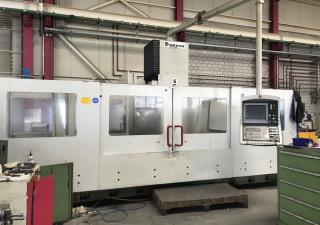 Soraluce TL25 cnc bed type milling machine