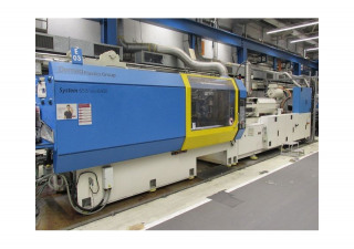 Sumitomo DEMAG 650T System 650/1000 Injection moulding machine