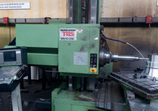 Tos WH 10 CNC Table type boring machine CNC