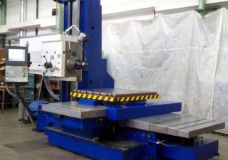 TOS WHN 10 CNC Table type boring machine CNC